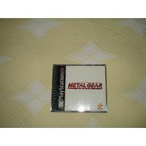 Metal Gear Solid - Psx - Completo - Black Label