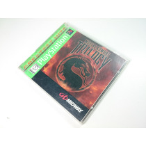 Jogo Playstation One (ps1) Mortal Kombat Trilogy Original