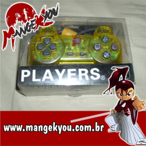 Controle Playstation Colorido - Players - Ps1 - Psx