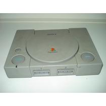 Playstation 1 Com Vários Jogos E Vários Memory Cards
