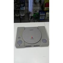 Playstation 1 + Controle Novo E 5 Jogos A Escolha !