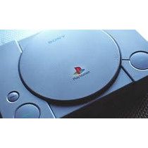 Playstation 1 Fat Ps1 +2controles+fonte+cabo Av+2 Jogos