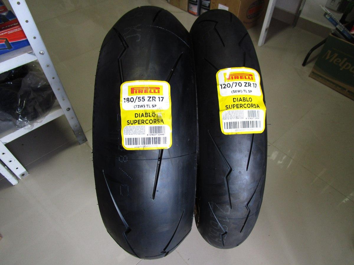 pneu pirelli diablo supercorsa sp v2 120 70zr17 180. Black Bedroom Furniture Sets. Home Design Ideas