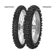 Pneu Dianteiro Pirelli 80/100 - 21 51m Scorpion Mx Extra Fun