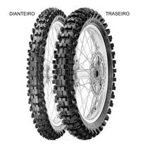 Pneu Dianteiro Pirelli 80/100-21 51m Scorpion Mx Midsoft 32