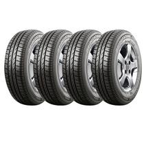 Jogo De 4 Pneus Bridgestone B250 Ecopia 165/70r13 79t