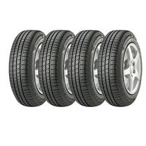 Jogo De 4 Pneus Pirelli Cinturato P4 175/70r13 82t