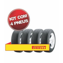 Kit Pneu Pirelli 165/70r13 P400 78t 4 Unidades - Sh Pneus
