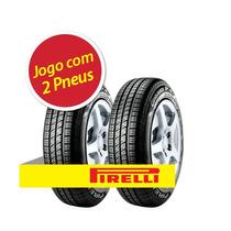 Kit Pneu Pirelli 175/65r14 Cinturato P4 82t 2 Unidades