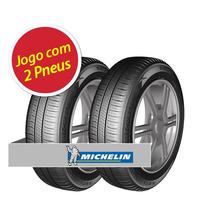 Kit Pneu Aro 14 Michelin 185/65r14 Energy Xm2 86t 2 Unidades