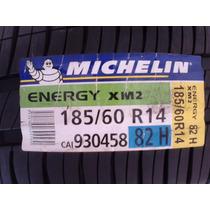 Kit Com 4 Pneus Michelin Energy Xm2 185/60 R14