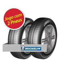 Kit Pneu Aro 14 Michelin 175/65r14 Energy Xm2 82t 2 Unidades