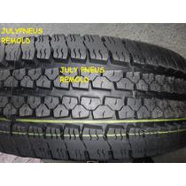 Pneu 265 70 16 Remold Pick-ups Pajero Hilux L200
