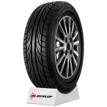 Pneu Aro 15 Dunlop 195/50/15 Dz 101 82v Carro Roda Sport