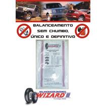 Balanceamento Dinâmico Pneus 255/75 Aro 15 Jipe 4x4 Kit 1