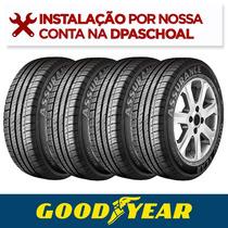 4 Pneus Aro 15 New Fit Goodyear Assurance 175/65 84t