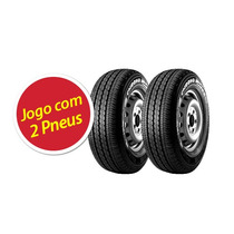 Kit Pneu Pirelli 205/70r15 Chrono 106r 2 Unidades