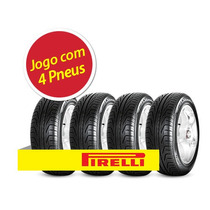 Kit Pneu Pirelli 195/55r15 Phantom 85w 4 Unidades