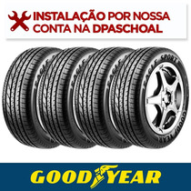 Kit 4 Pneus Aro 15 Goodyear Eagle Sport 195/55 R15 85h