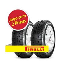 Kit Pneu Pirelli 195/55r15 Phantom 85w 2 Unidades