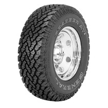 Pneu General Tire 31x10,50r15 Grabber At2 Owl 109s 6l - Gbg