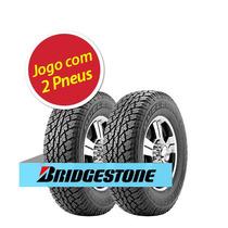 Kit Pneu Bridgestone 205/70r15 Dueler A/t 693 96t 2 Unidades