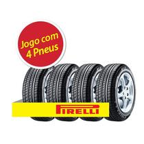Kit Pneu Pirelli 195/55r15 P7 85h 4 Unidades