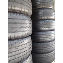 Pneu Bridgestone Turanza Er300 205/55r16 Em Excelente Estado