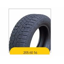 Pneu 205 60 R16 Tyre Remold C/ Certificado Inmetro Promoção