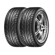 Jogo De 2 Pneus Dunlop Dz101 Direzza 205/55r16 91v