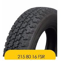 Pneu 215/80 R16 Fsr Tyre Remold - Stock Pneus