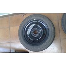 Pneu+roda Bridgestone Turanza Estepe Para Honda 205/55r16