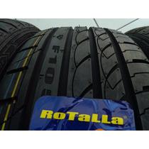 4 Pneus Rotalla 225/55 R17 Novos Sem Uso