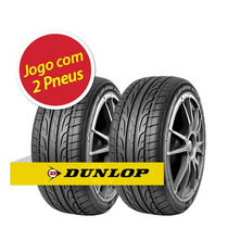 Kit Pneu Aro 17 Dunlop 225/45r17 Sport Maxx 94y 2 Unidades