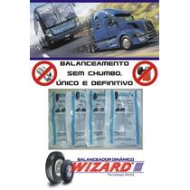 Balanceamento Dinâmico Pneu Caminhão Ônibus 275/80r24.5