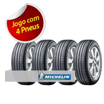 Kit Pneu Aro 15 Michelin 205/65r15 Energy Xm2 94h 4 Unidades