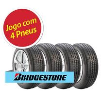 Kit 4 Pneu Bridgestone 225/65r17 Dueler H/p Sport 102t