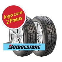 Kit 2 Pneu Bridgestone 225/65r17 Dueler H/p Sport 102t