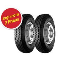 Kit 2 Pneu Aro 16 Pirelli 7.00x16 10l Ct52 Centauro Liso