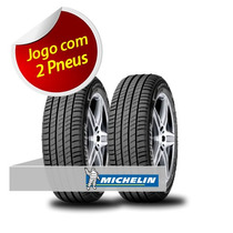 Kit Pneu Aro 16 Michelin 205/55r16 Primacy 3 91v 2 Unidades