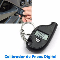 Calibrador Pneus Digital Lcd: 22mmx10mm Frete Grátis Brasil