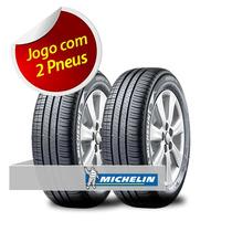 Kit Pneu Aro 16 Michelin 205/55r16 Energy Xm2 91v 2 Unidades