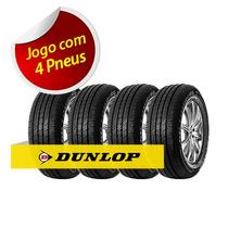 Kit Pneu Aro 13 Dunlop 175/70r13 Sptrgt1 82t 4 Unidades