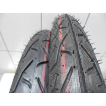 Pneu Pirelli 60 100 17 + 80 100 14 Mandrake Due Biz 100,125