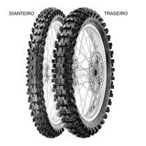 Pneu Dianteiro Pirelli 60/100-14 29m Scorpion Mx Midsoft 32