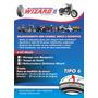 Balanceamento Sem Chumbo Triciclo Spyder Pneus Rodas Kit 6