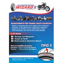 Balanceamento Para Moto Kit 2 Suzuki Yamaha Ktm 15 Unidades