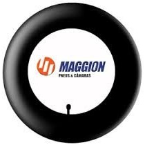 Par De Camara Para Moto Honda Biz Aro 14 E 17 Maggion