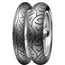 Pneu De Moto Pirelli Sport Demon 140/70-17 66h Traseiro