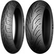 Pneu Michelin 180-55-17 Pilot Road 4